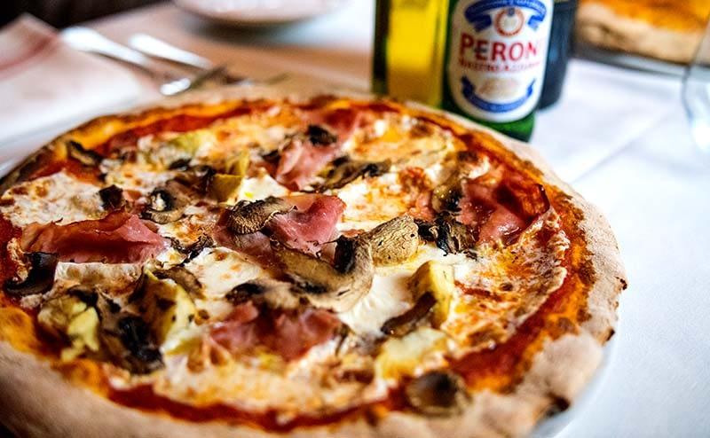 Woodfired Pizza Vespri Siciliani Boca Raton