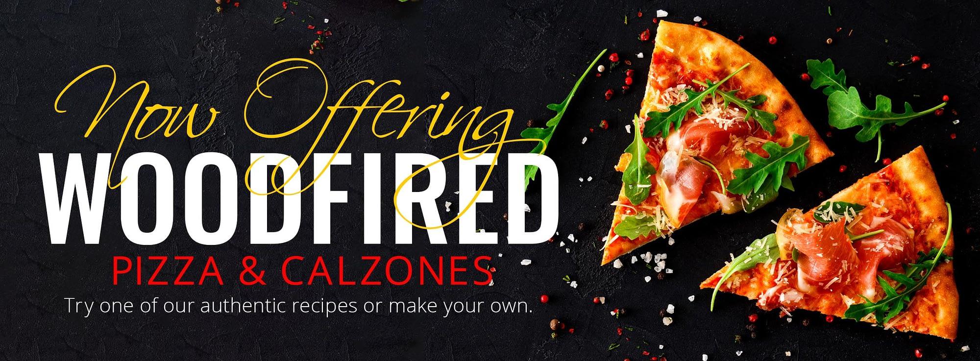 WoodFired Pizza Boca Raton