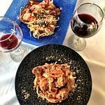 Vespri Siciliani Boca Raton Pasta Wine