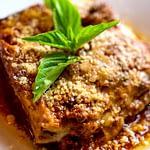 Traditional-Italian Lasagna Boca Raton Vespri Siciliani