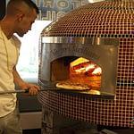 Traditional Italian Woodfired Pizza Vespri Siciliani